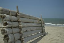 Free Sea, Shore, Beach, Wood Stock Photography - 118940872