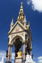 Free The Prince Albert Memorial In Hyde Park, London. Royalty Free Stock Photography - 1198937