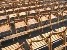 Free Open-air Seats Stock Photography - 1190392