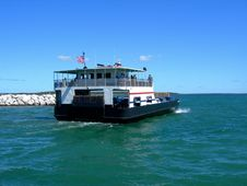 Free Ferry To Washington Island Royalty Free Stock Photography - 1191977