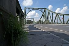 Free Glienicke Bridge 5 Stock Image - 1192011