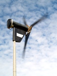 Free Windpower Royalty Free Stock Photos - 1193518