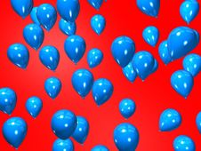 Free Balloons Royalty Free Stock Photos - 1194218