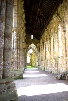 Free Tintern Abbey Stock Image - 1194241
