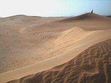 Free Sand Dunes Royalty Free Stock Image - 1194426