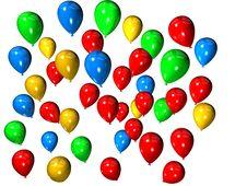 Free Balloons Stock Photo - 1194430