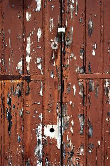 Free Old Door Stock Photo - 1194600