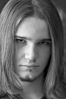 Free Portrait Of Macho Stock Image - 1195561