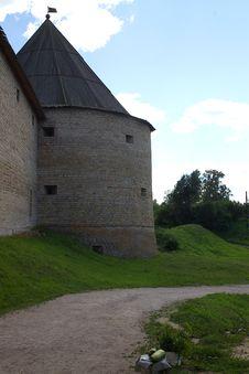 Free Ladoga Castle Stock Images - 1197084
