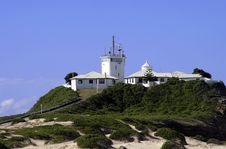 Free Lighthouse Island Royalty Free Stock Photos - 1197088