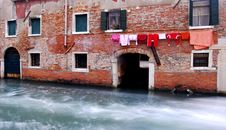 Free Venice - Canal Series Royalty Free Stock Images - 1198749