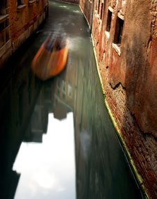 Free Venice - Canal Series Stock Images - 1198874