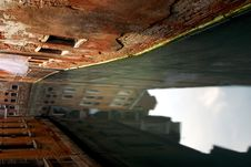 Free Venice - Canal Series Stock Image - 1198981