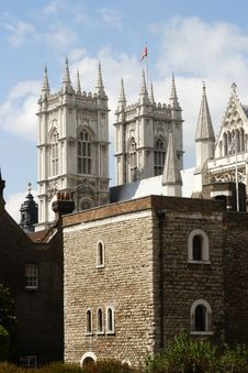 Free Westminster Abbey Royalty Free Stock Photography - 1199077