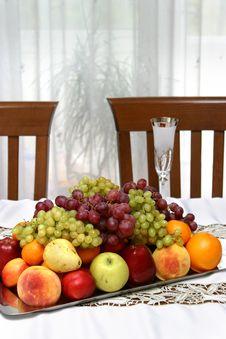 Free Fruits Royalty Free Stock Photo - 1199735