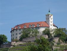 Free Vaihingen Castle Royalty Free Stock Photos - 1199808