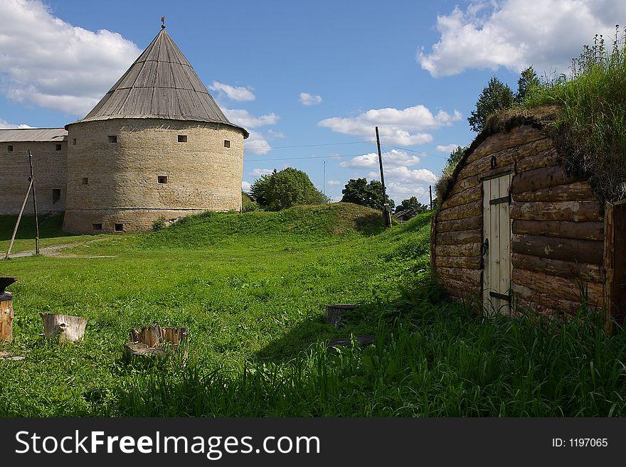 Ladoga castle