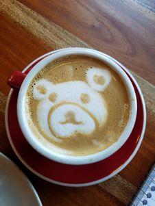 Free Latte, Cappuccino, Coffee, Caffè Macchiato Royalty Free Stock Images - 119034319