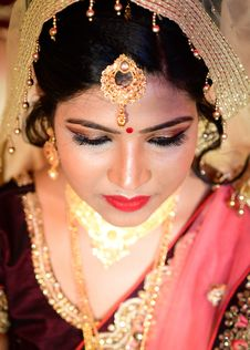 Free Jewellery, Bride, Face, Woman Royalty Free Stock Images - 119034609