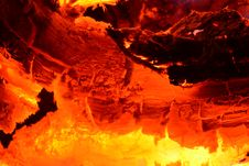 Free Geological Phenomenon, Orange, Lava, Flame Royalty Free Stock Images - 119034619