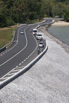 Free Road, Asphalt, Infrastructure, Race Track Stock Photo - 119034870