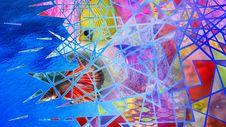 Free Art, Modern Art, Psychedelic Art, Line Royalty Free Stock Photos - 119035068