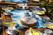 Free Meal, Food, Tableware, Brunch Stock Images - 119035094