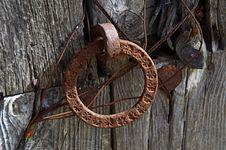Free Metal, Rope, Rust Royalty Free Stock Image - 119035146