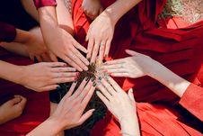 Free Photo Of Women S Hands Stock Photos - 119196853