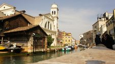Free Waterway, Town, City, Tourism Stock Photography - 119316972