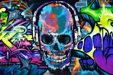 Free Art, Graffiti, Psychedelic Art, Street Art Stock Photo - 119317180