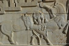 Free Sculpture, Stone Carving, Relief, Ancient History Stock Photography - 119317362