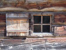 Free Window, Wood, Wall, Facade Royalty Free Stock Photo - 119317635