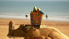 Free Beach, Sea, Sky, Sand Royalty Free Stock Photography - 119411377