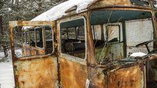Free Motor Vehicle, Car, Vehicle, Rust Stock Images - 119411474