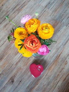 Free Yellow, Flower, Flower Arranging, Cut Flowers Stock Photography - 119411632