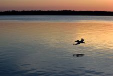 Free Sky, Water, Calm, Sunrise Royalty Free Stock Photography - 119412417