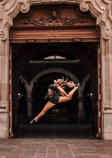 Free Photo Of Woman Doing A Ballet Dance Stock Photo - 119467320