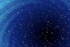 Free Stars Background Royalty Free Stock Photography - 11959397