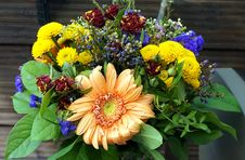 Free Flower, Yellow, Floristry, Flower Bouquet Royalty Free Stock Images - 119766349