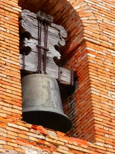 Free Brickwork, Brick, Church Bell, Bell Royalty Free Stock Photography - 119766367