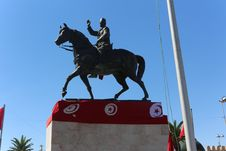 Free Statue, Monument, Flag, Horse Stock Images - 119766374