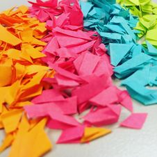 Free Art Paper, Origami Paper, Material, Origami Stock Photo - 119766710