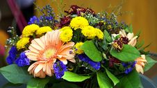 Free Flower, Flower Bouquet, Yellow, Floristry Stock Photos - 119766733
