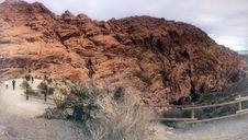 Free Rock, Badlands, Geological Phenomenon, Escarpment Royalty Free Stock Image - 119767166