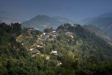 Free Mountainous Landforms, Mountain Village, Mountain, Sky Royalty Free Stock Images - 119767329