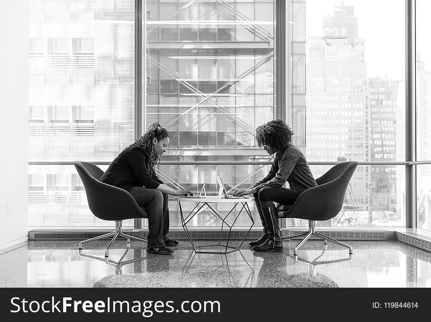 Two Person Seating on Chairs