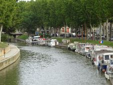 Free Waterway, Canal, Body Of Water, Water Transportation Stock Photography - 119866072