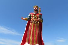 Free Statue, Sky, Monument, Tradition Royalty Free Stock Photography - 119866497