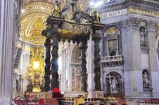 Free Basilica, Place Of Worship, Altar, Cathedral Royalty Free Stock Photos - 119866608